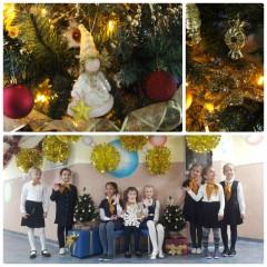 Начальная школа к встрече Нового года готова!