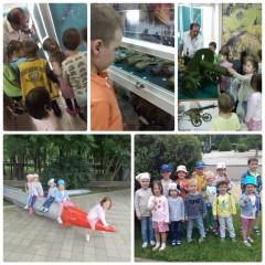 Экскурсия в парк 30-летия Победы