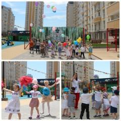 В детский сад спешат гости - клоуны Бим и Бом!!!