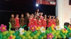 Краевой конкурс-фестиваль военной песни
