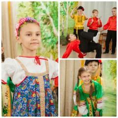 """Театральная деятельность в частной начальной школе """"Счастливое детство"""""""
