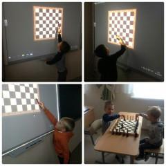 Будущие шахматисты!