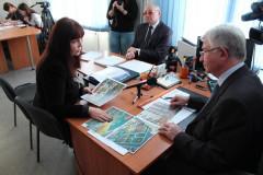 Встреча с В.Л.Евлановым