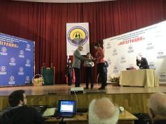 Абсолютная победа во всероссийском конкурсе «ПЕРВЫЕ ШАГИ В НАУКЕ»!